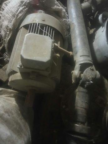 Электро мотор 3 фазы.