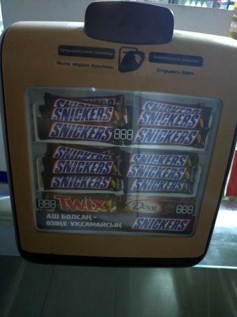Мини холодильник сникерс