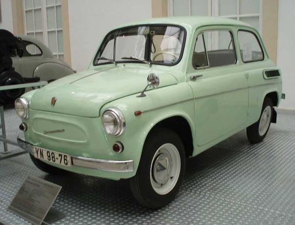 ЗАЗ 968/ ЗАЗ965/ Запорожец/ Зазка