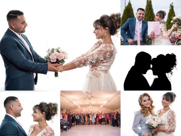 Fotograf / Videograf pentru nunta, botez, majorat, sedinte foto