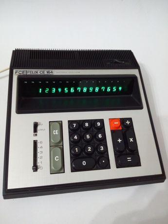 Calculator rar Felix CE 164 ,Romanesc anii 70