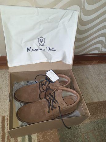 "Обувь мужская. Ботинки ""Massimo Dutti"" размер 39."