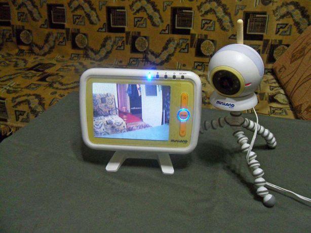 Kit supraveghere video wireless