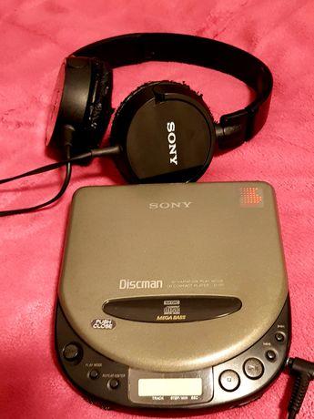 Sony Walkman Portable CD Player D-111