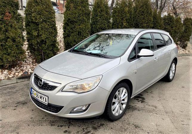 Opel Astra J 2012 1.7 CDTI Eco Flex 131CP EURO 5