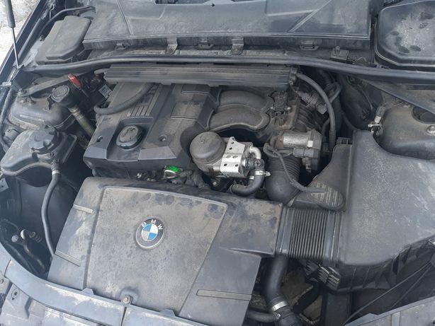 Dezmembrez motor BMW E90 n43 benzină