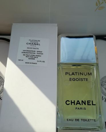 Chanel Egoiste Platinum 100m для мужчин