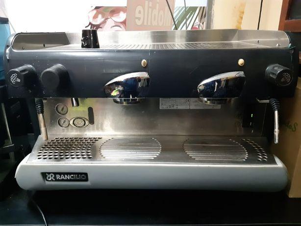 Продается кофемашина и кофемолка Rancilio в комплекте (б/у)