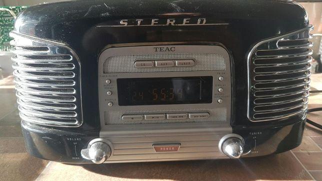 Radio cd retro teac sl-d90