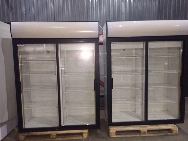 Холодильные шкафы, горки, бонеты, витрины, лари новые и б/у
