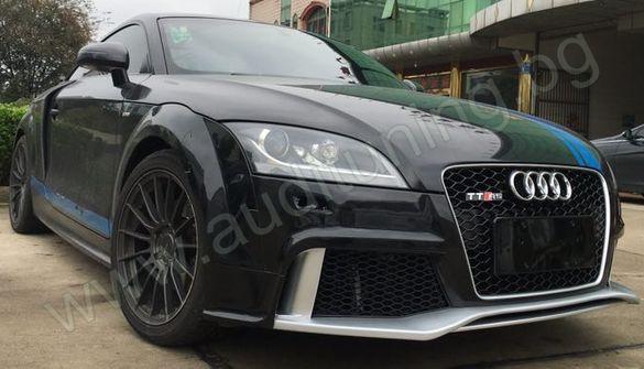 Предна броня за Ауди ТТ/TTRS/Audi
