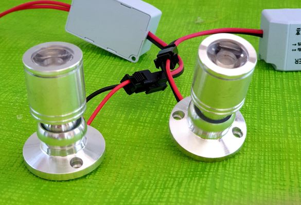Мини 3W LED лампи