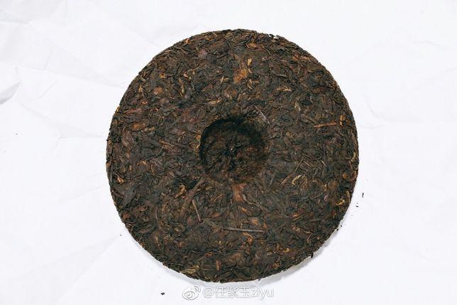 Классный чай пуэр 2008г. ТГ Дахун доставка KZ наличие Астана Караганда