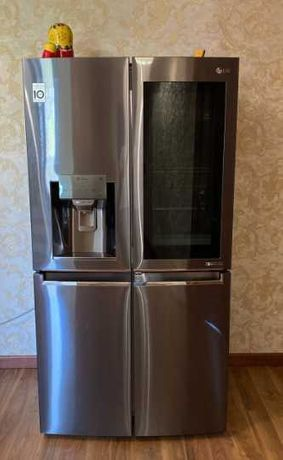 Холодильник LG GR-X24fmkbl