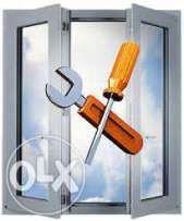 ремонт и регулировка пластиковых окон любой сложности в любое время