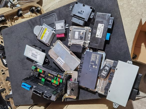 Модули и компютри за бмв ф10 ф11 феис
