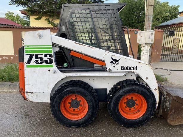 Bobcat 753 miniincarcator mini incarcator