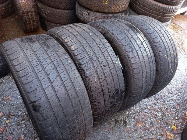 4 anvelope 285/45/22 Bridgestone M+S