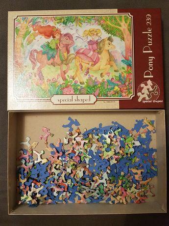 Vand puzzle Pony Puzzle 239 D-Toys