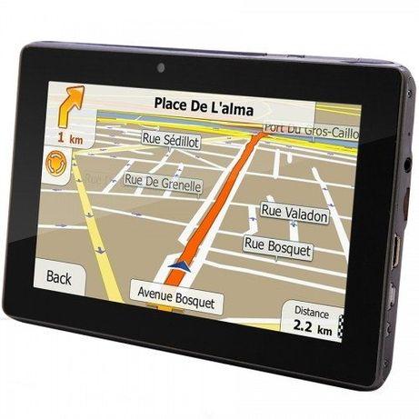 Instalez navigatie gps full, Europa, pentru camion, și mașina