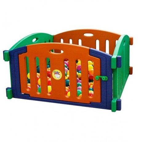 Gărduleţ mare, loc de joacă pentru copii - Happy Box