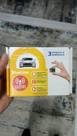 Сигнализация GSM модуль