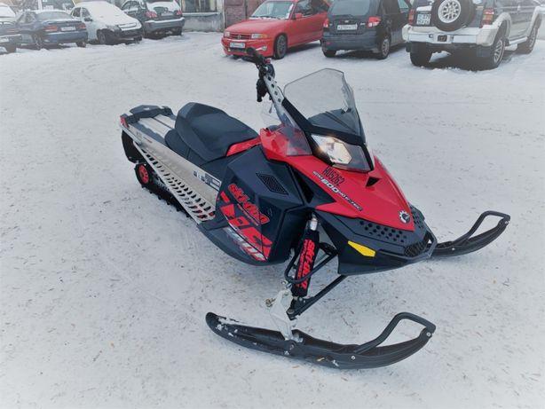 продам снегоход BRP ski-doo RENEGADE ROTAX 600 HO E-TEC