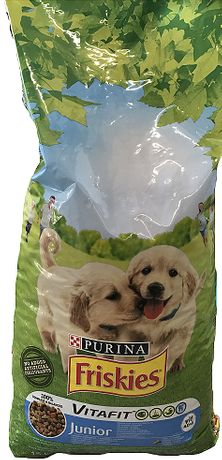 Purina Friskies Junior 15 kg / Храна за Куче