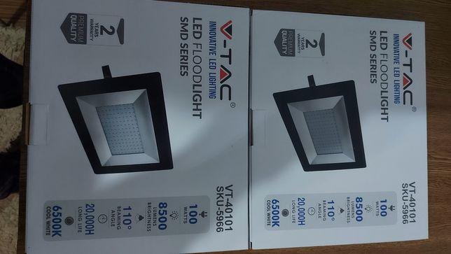 Proiector slim LED 100 W
