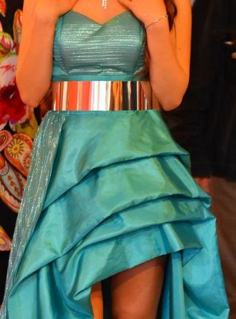 Готина бална рокля, на цената на късите рокли.