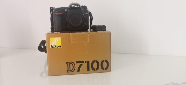 Nikon D7100 aparat foto