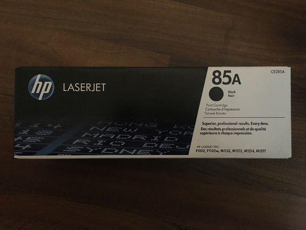 Toner HP 85A, CE285A, Negru, HP ORIGIAL