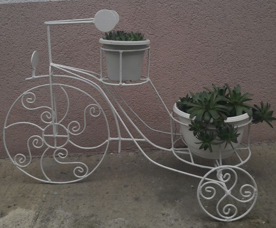 Bicicleta de gradina