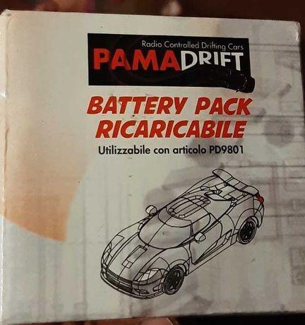 Оригиналена батерия/ блок отPaMA DRIFT battery pack 500mAh 7.2V