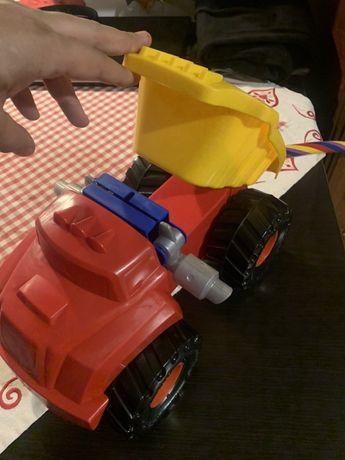 Masina camion basculanta jucatie