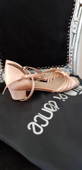 Детски обувки за латино танци Supadance