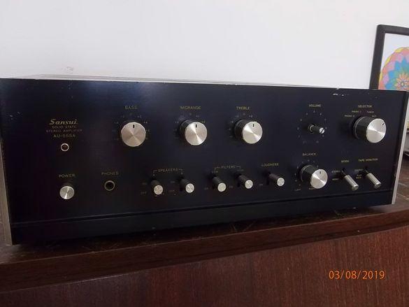 Sansui Au -555A