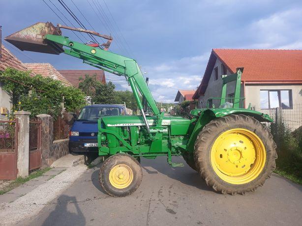 Tractor JohnDeer