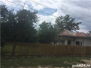 Casa de vanzare in sat Salcioara, com. Ghergheasa, Buzau