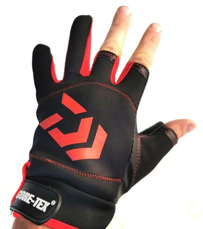 Неопренови ръкавици за спининг Daiwa