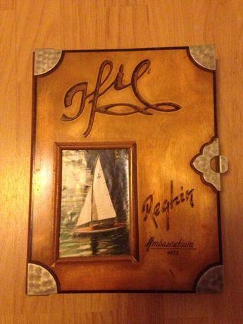 Catalog vechi barci ambarcatiuni lemn velier IFIL Reghin 1955