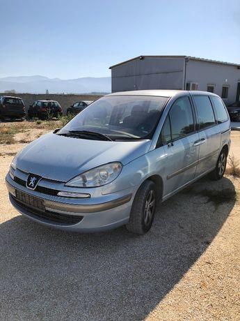 Peugeot 807 2,0 HDI 110HP 2003г.