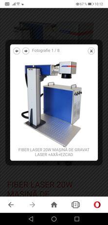 Fiber laser 20w gravura