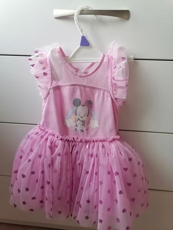 Рокличка-пачка за принцеса 9-12 месеца