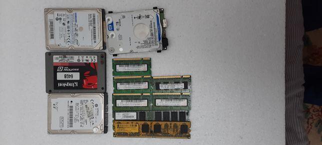 Reciclare memorii hard disck 150 lei