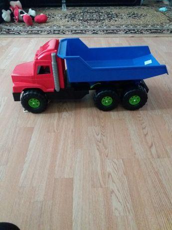 Camion 80 cm nou cu remorca rabatabila