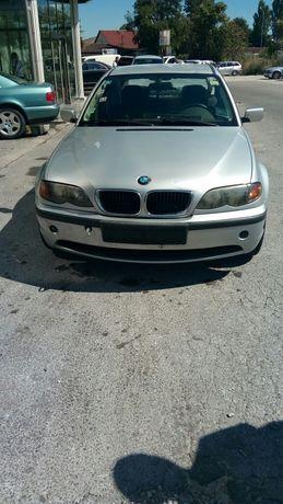 BMW E 46 фейслифт, дизел 318, 85 kw, (116 к.с.)2002 на части