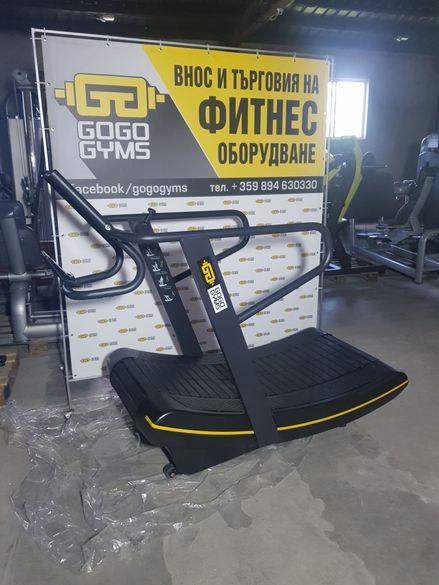 Пътека за бягане механична crossfit treadmill GOGOGYMS топ чисто нови