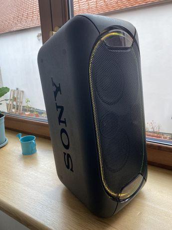 Boxa activa portabila High Power Sony GTKXB60B, Bluetooth, Extra Bass