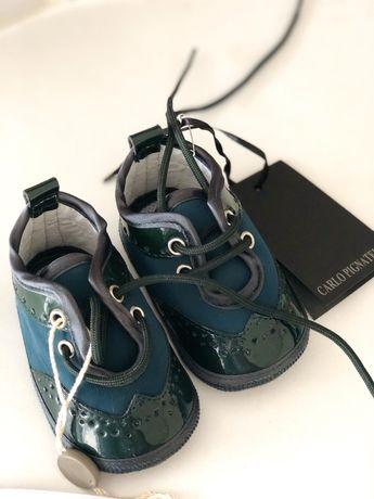 Vand pantofi bebe noi cu eticheta marimea 17